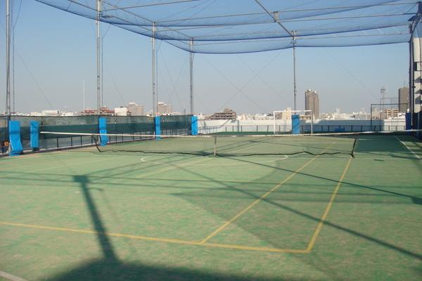 都営 テニス コート